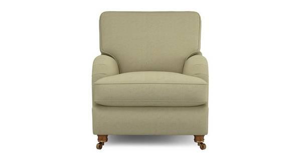 Gower Racing Plain Armchair