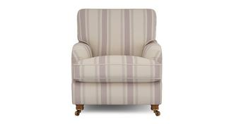 Gower Racing Stripe Armchair