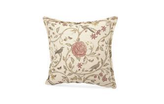 Medium Scatter Cushion Gower Pattern