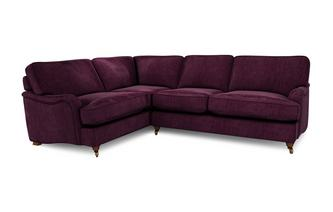 Gower Loch-Leven Right Hand Facing 3 Seater Corner Sofa Loch Leven
