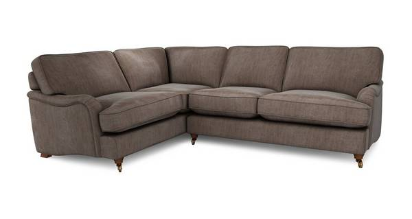 Gower Loch-Leven Right Hand Facing 3 Seater Corner Sofa