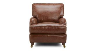 Gower Leather Fauteuil