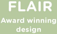 Flair Award Winning Design