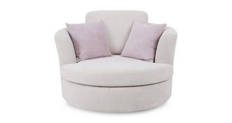 Gracie Large Swivel Chair