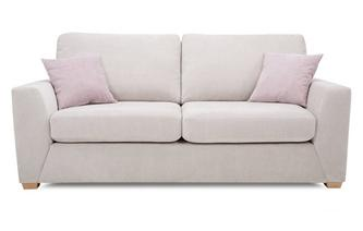 3 Seater Deluxe Sofa Bed Sherbet