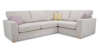 Gracie Left Hand Facing 2 Seater Corner Sofa