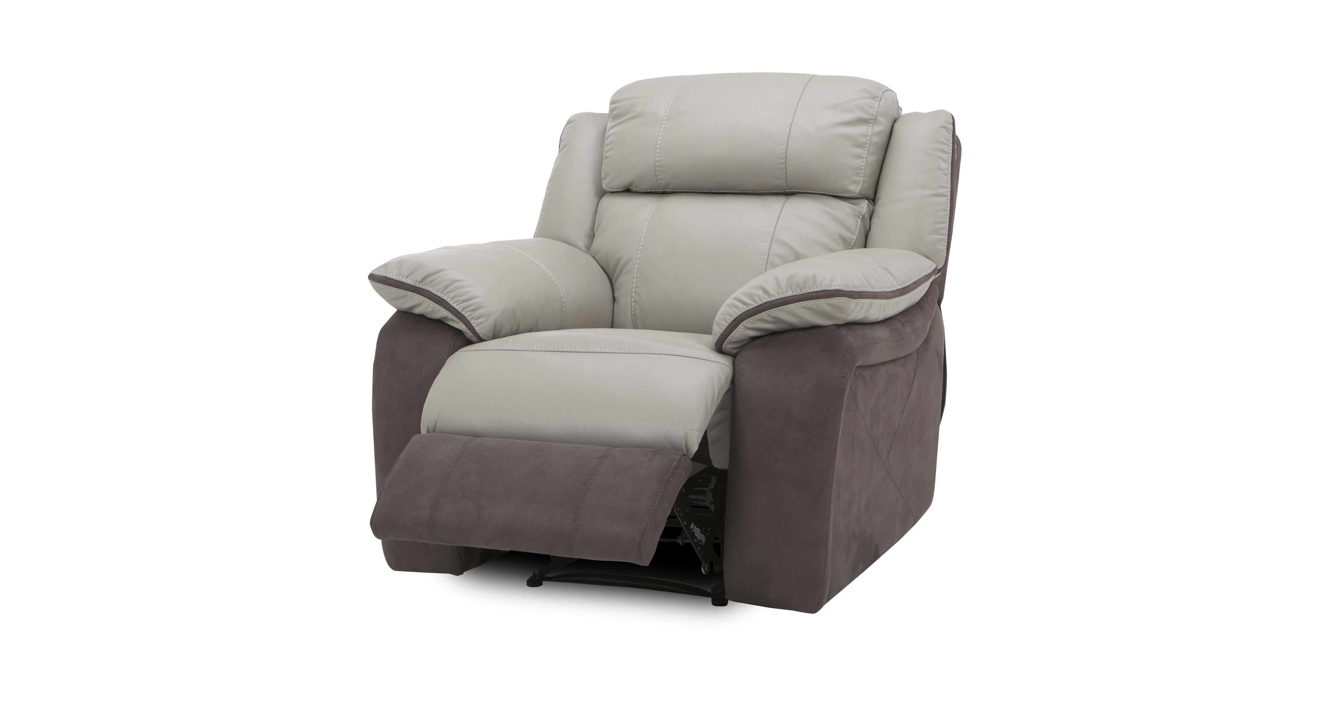 Dfs Grey Leather Sofa