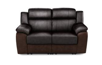 Grammar 2 Seater Manual Recliner Bacio Vellutato