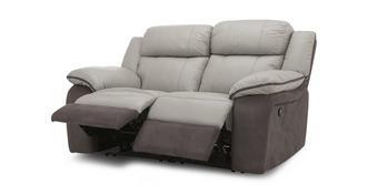 Grammar 2-zitter handbediende recliner