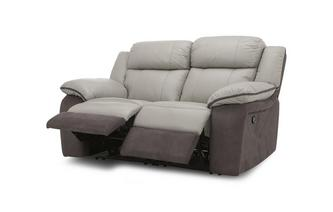 2 Seater Manual Recliner Grammar Showroom