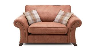 Granby Formal Back Cuddler Sofa