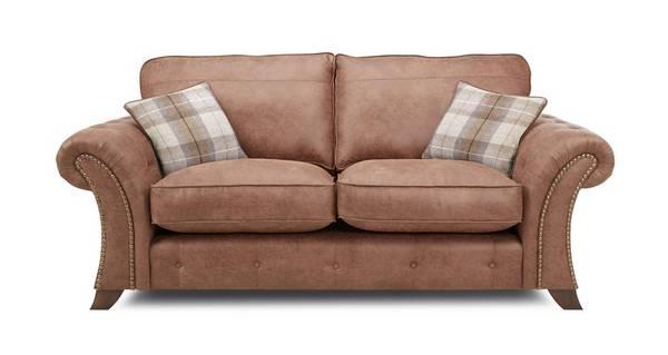 Granby 2 Seater Formal Back Sofa