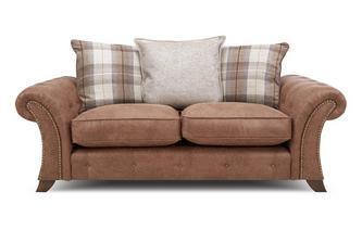 2 Seater Pillow Back Sofa Oakland
