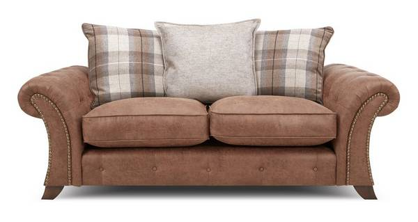 Granby 2 Seater Pillow Back Sofa