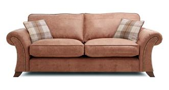 Granby 3 Seater Formal Back Sofa