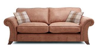 Granby 3 Seater Formal Back Sofa