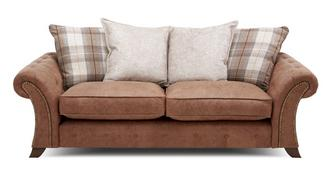 Granby 3 Seater Pillow Back Sofa