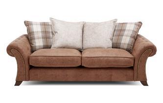 3 Seater Pillow Back Sofa Oakland