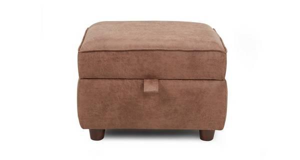 Granby Plain Storage Footstool