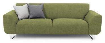 DFS Hardy Lime Sofa