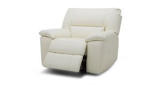 Grid Handbediende recliner stoel