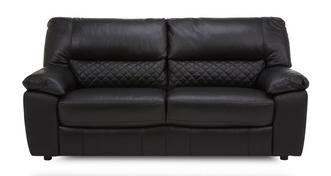 Grid 3-zits sofa