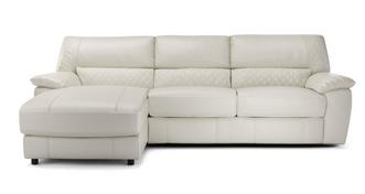Grid Option D Left Hand Facing Chaise End Sofa