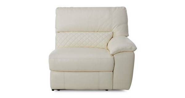 Grid Right Hand Facing One Arm Electric Recliner Unit