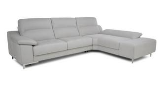 Guest Left Hand Facing 3 Seater Corner Group