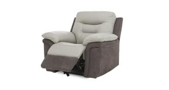 Guide Manual Recliner Chair