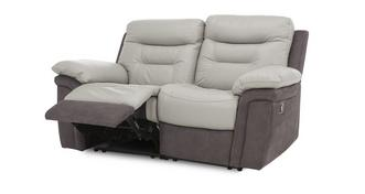 Guide 2 Seater Manual Recliner