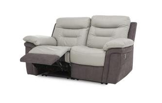 2-zitter handbediende recliner Guide Showroom