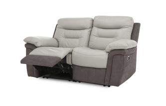 2 Seater Electric Recliner Bacio Vellutato