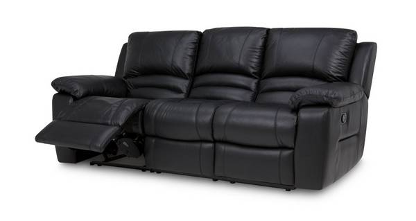 Guild 3-zitter handbediende recliner