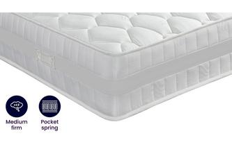 Ortho Small Double (4 ft 6)  Mattress