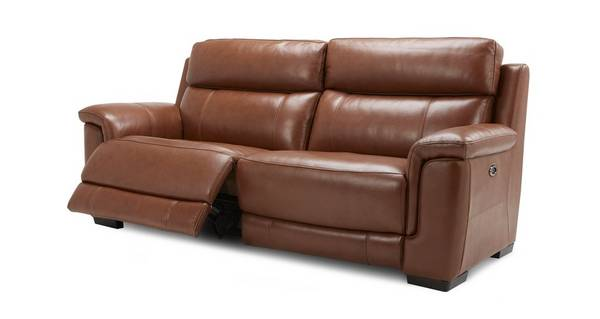 Hadley 3 Seater Electric Recliner
