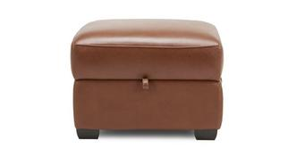 Hadley Storage Footstool