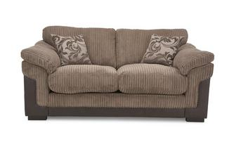 2 Seater Formal Back Deluxe Sofa Bed Eternal