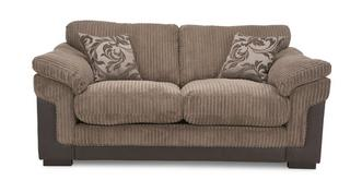 Hallow 2 Seater Formal Back Sofa