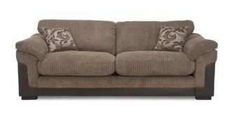 Hallow 4 Seater Formal Back Sofa