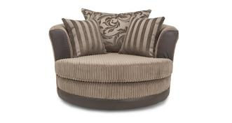 Hallow Large Swivel Chair
