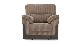 Hallow Manual Recliner Chair
