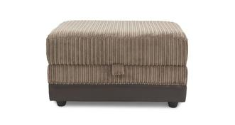 Hallow Storage Footstool