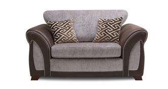 Halton Formal Back Cuddler Sofa