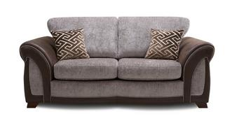 Halton Large 2 Seater Formal Back Sofa