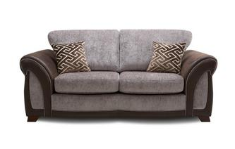 Large 2 Seater Formal Back Deluxe Sofa Bed Eternity