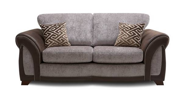 Halton Large 2 Seater Formal Back Deluxe Sofa Bed