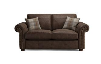 Hamish Formal Back 2 Seater Deluxe Sofa Bed Oakland