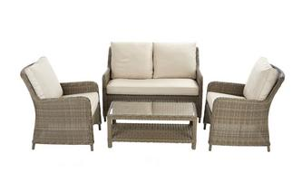 High Back Sofa Set Winchester Weave