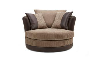 Hanson Large Swivel Chair Samson